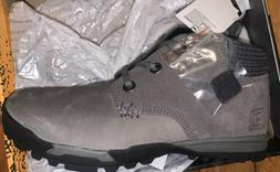 5.11 Pursuit Chukka Boots Men's Size 7R Color Gunsmoke Gray