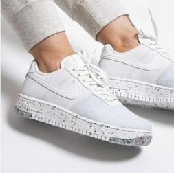 Nike Air Force 1 Crater Shoes Summit White CZ1524-100 Men's