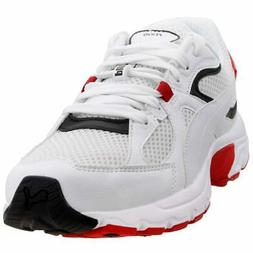 Puma Axis Plus 90s  Casual Running Performance Shoes - White