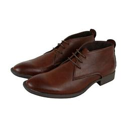 Unlisted by Kenneth Cole House Arrest Mens Brown Chukkas Boo