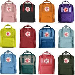 fjallraven Kanken MINI Size Backpack Choose Your Color F2356