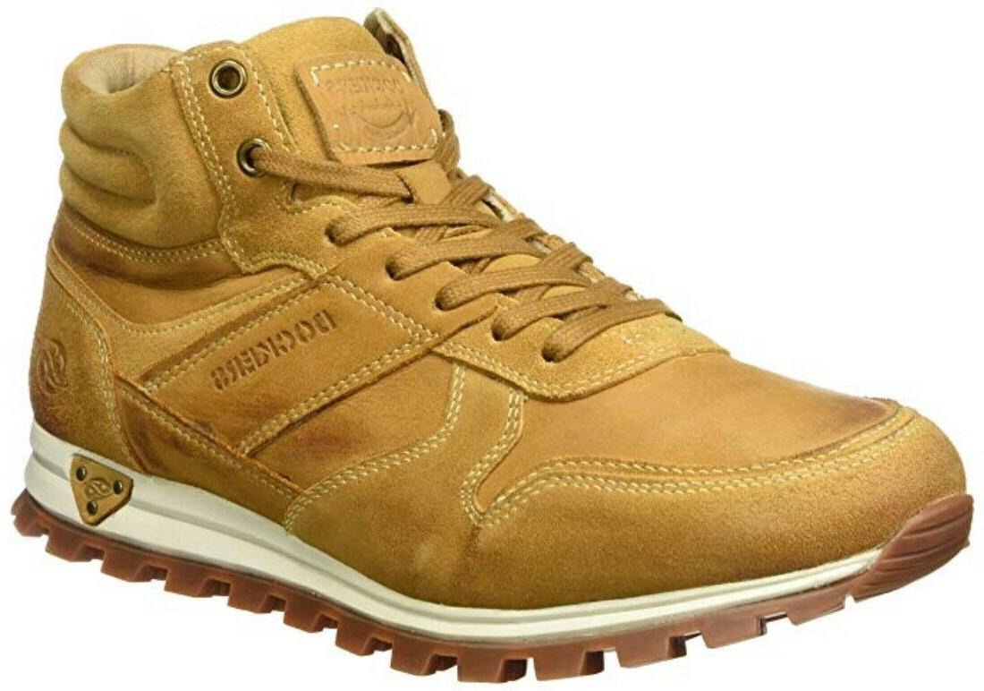 41jf105 men s high trainers boots golden