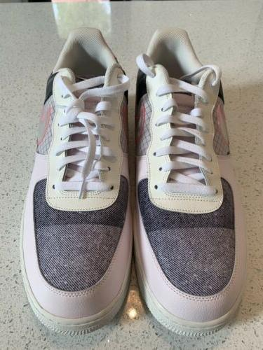 Nike Air Force 1 '07 Low 2 Men's Size 17 Pink