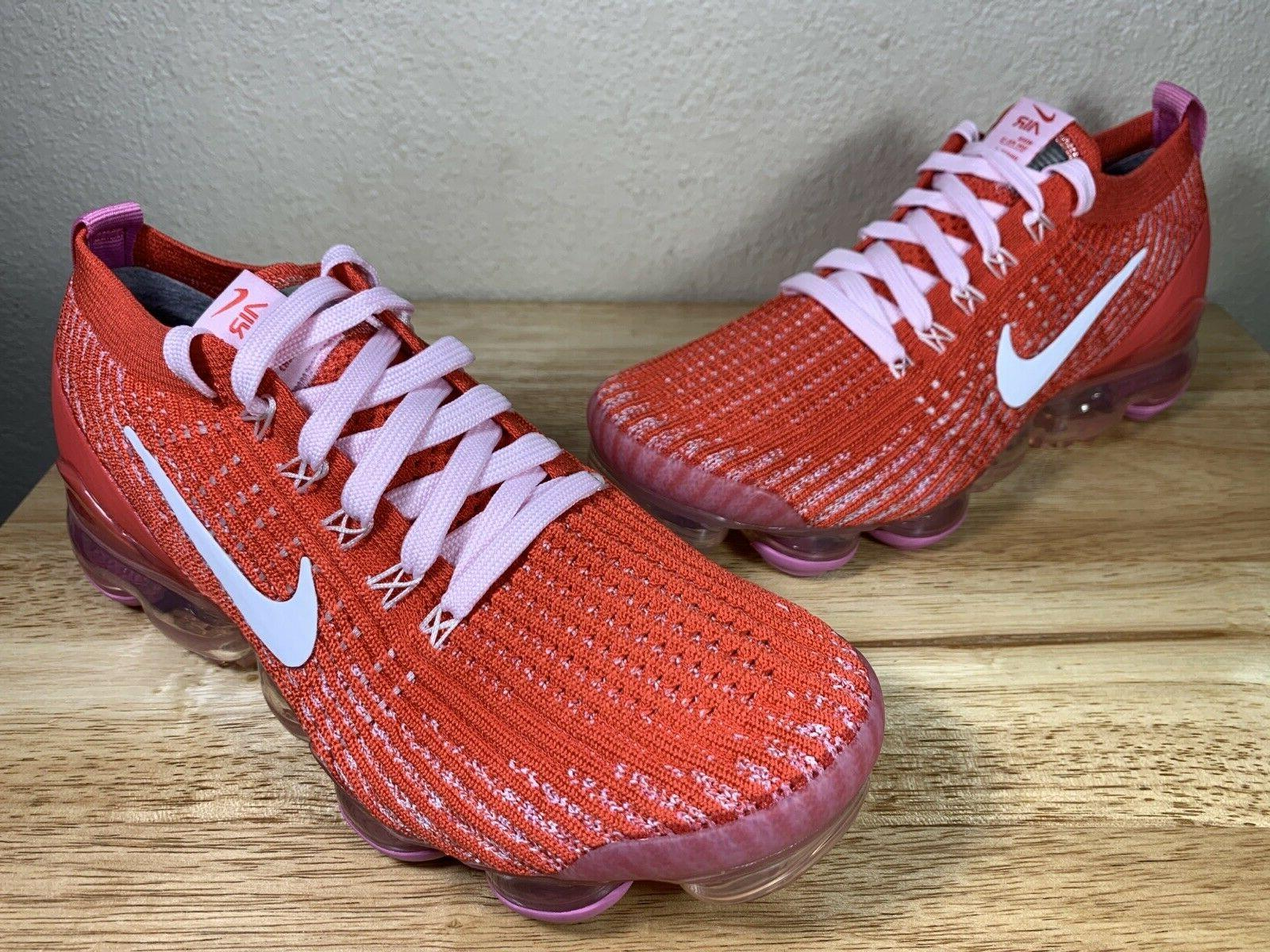 Nike 3 Shoes Track Red Pink