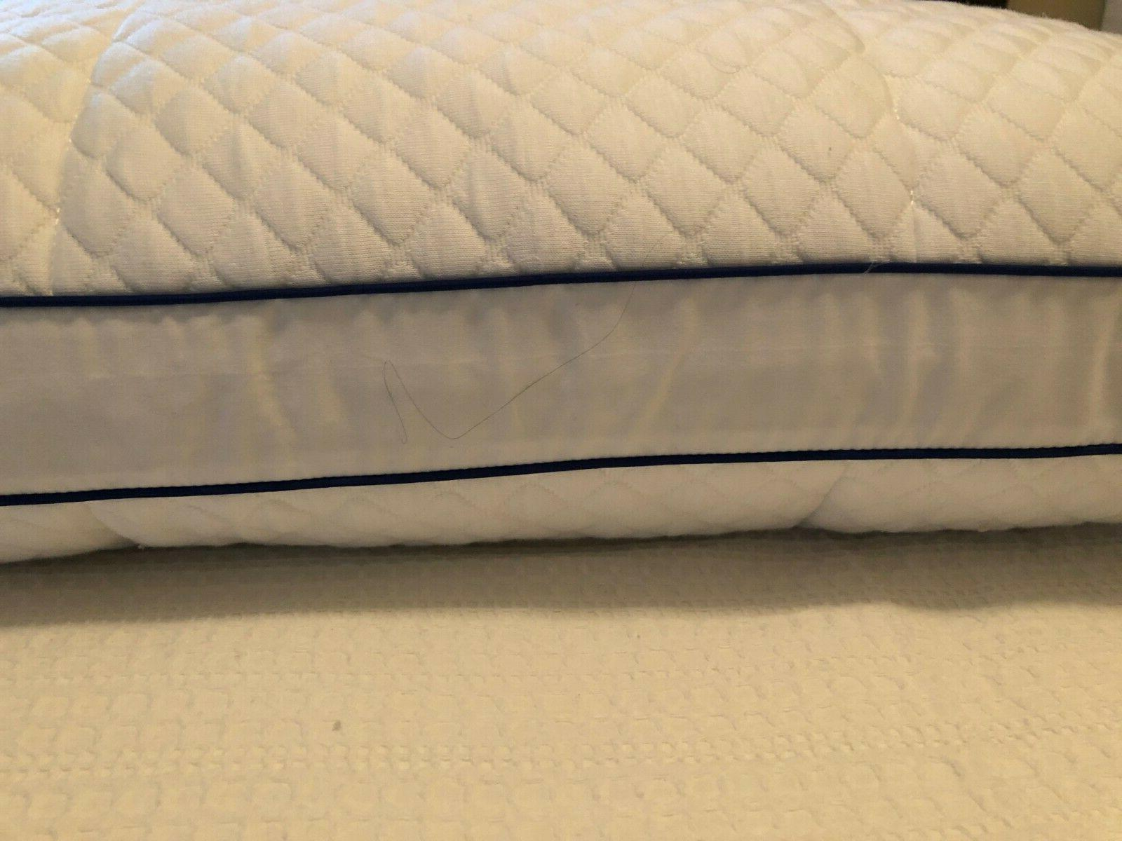 Cooling Quilted Customizable Fill