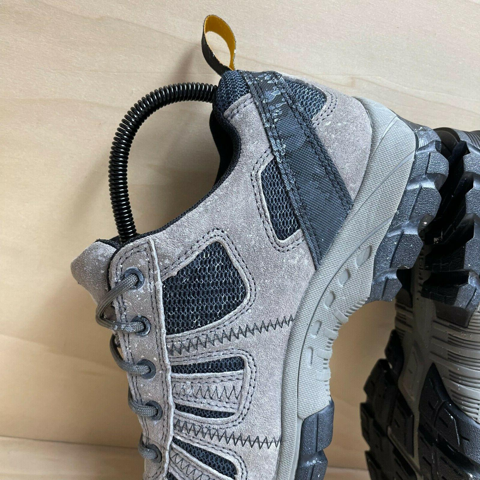 Lace Up Gray Hiker Shoes US