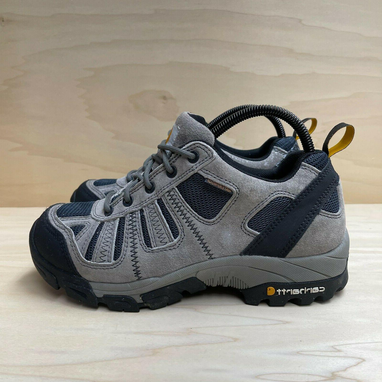 mens cm03156 waterproof lace up blue gray