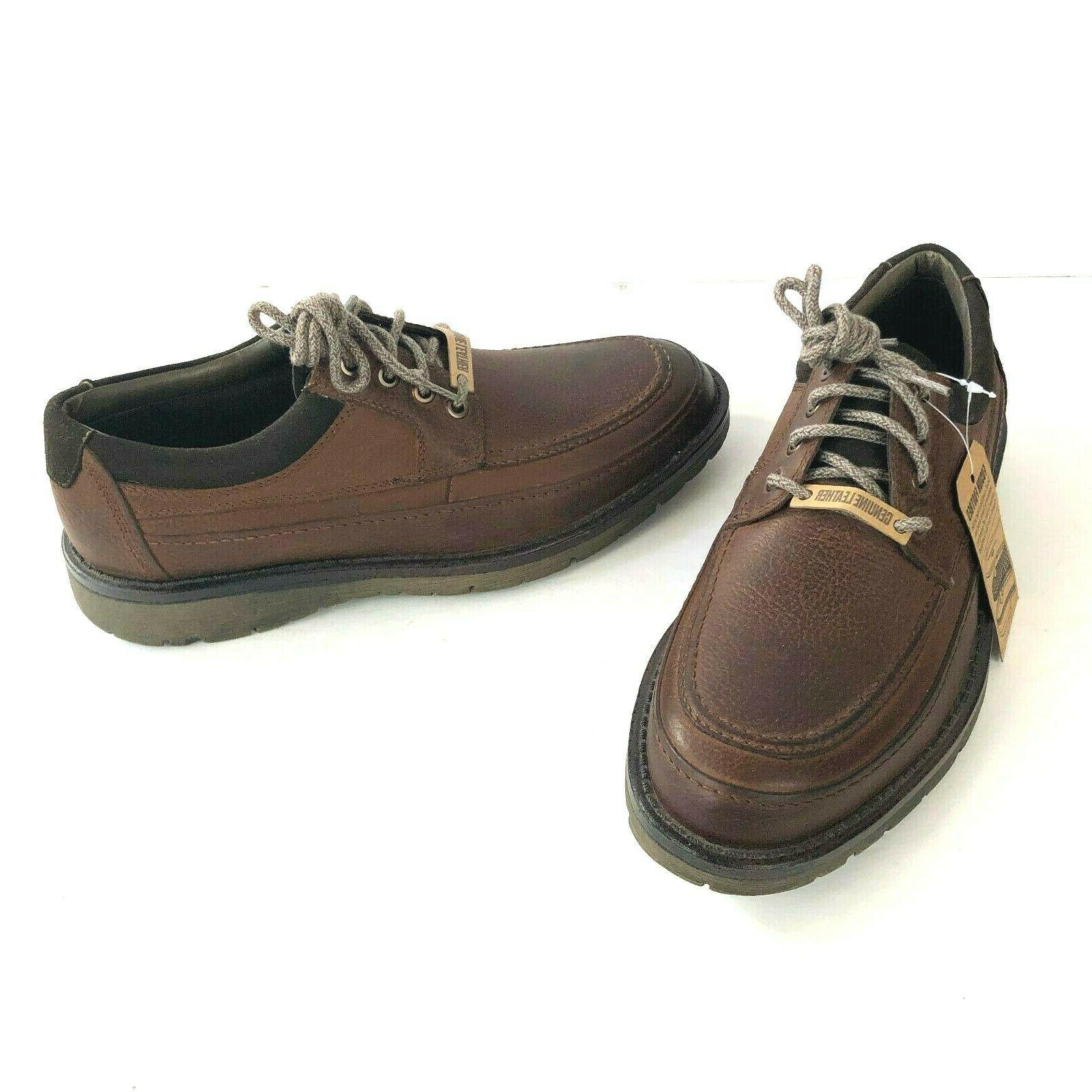 New Dockers Leather Oxford Foam Shoes NEW!