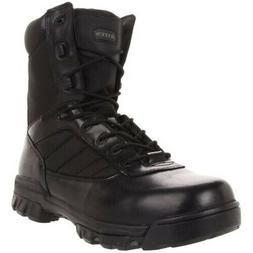 "Bates Men 8"" Tactical Sport Side Zip Boot E02261 Size 11.5"