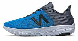 New Balance Men's Fresh Foam Beacon v2 Shoes Blue with Grey