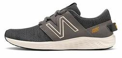 New Balance Men's Fresh Foam Vero Racer Shoes Grey with Blac