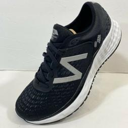 New Balance MEN SZ 8.5  2E Fresh Foam 1080v9 Shoes Blacka  W