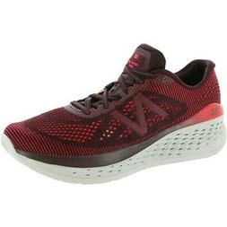 New Balance Mens Fresh Foam More Red Running Shoes 8 Extra W