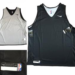 Nike NBA Player Reversible Practice Authentic Jersey Black/G