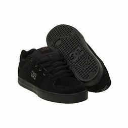 DC Skateboard Shoes Pure Black/Pirate Black - BRAND NEW!